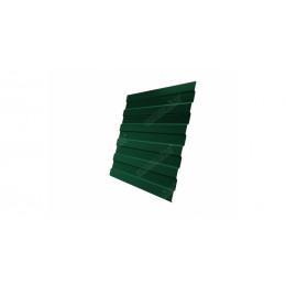 Профнастил С8А Дачный PE RAL 6005 зеленый мох 2м
