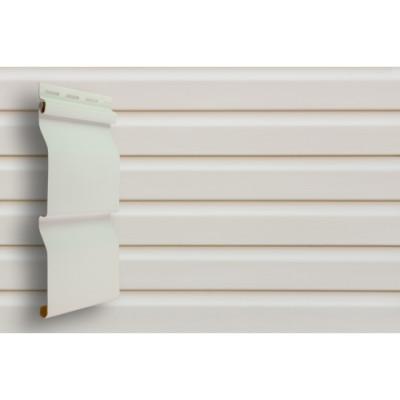 Сайдинг Grand Line (slim) 3,0 виниловый D4 белый