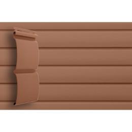 Блок-хаус Grand Line 3,0 виниловый D4,8 темно-бежевый