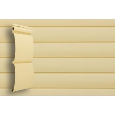 Блок-хаус Grand Line 3,0 виниловый D4,8 ванильный