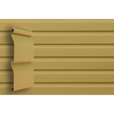 Сайдинг Grand Line (slim) 3,0 виниловый D4 карамельный