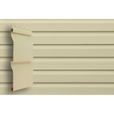 Сайдинг Grand Line (slim) 3,0 виниловый D4 слоновая кость