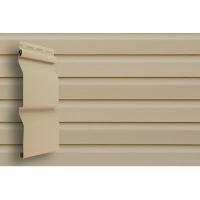 Сайдинг Grand Line (slim) 3,0 виниловый D4 бежевый