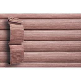 Блок-хаус Grand Line Tundra 3,0 виниловый D4,8 рябина
