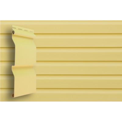 Сайдинг Grand Line (slim) 3,0 виниловый D4 золотой песок