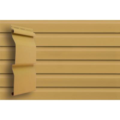 Сайдинг Grand Line (slim) 3,0 виниловый D4 кремовый