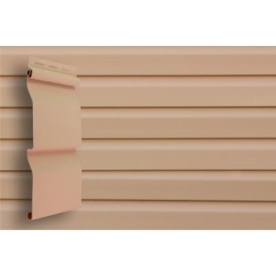 Сайдинг Grand Line (slim) 3,0 виниловый D4 персиковый