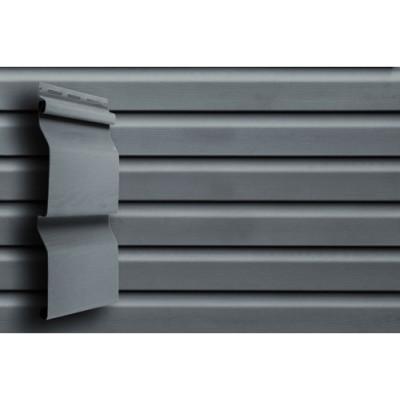 Акриловый сайдинг слим (AСA) 3,0 Grand Line D4 графит