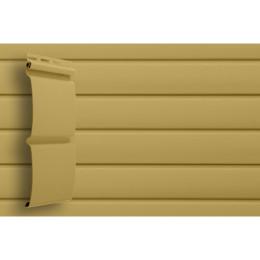 Блок-хаус Grand Line 3,0 виниловый D4,8 карамельный