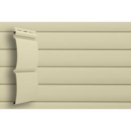 Блок-хаус Grand Line 3,0 виниловый D4,8 слоновая кость