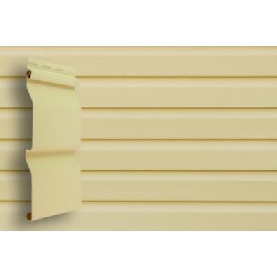 Сайдинг Grand Line (slim) 3,0 виниловый D4 ванильный