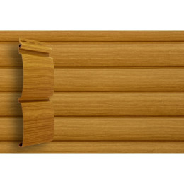 Блок-хаус Grand Line Tundra 3,0 виниловый D4,8 клен
