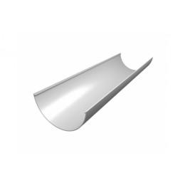 Желоб английский ПВХ Grand Line 3м белый (RAL 9003)