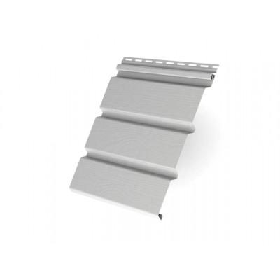 Софит T4 без перфорации Grand Line виниловый 3,0 белый Grand Line