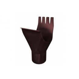 Воронка 150/100 мм RAL 8017 шоколад