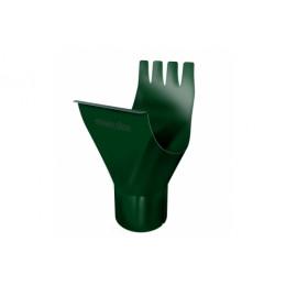 Воронка 125/90 мм RAL 6005 зеленый мох