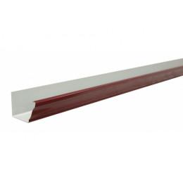 Желоб прямоугольный Vortex 127мм 3м RAL 3005