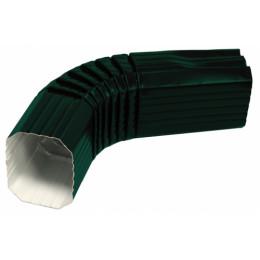 Колено прямоугольное Vortex RAL 6005